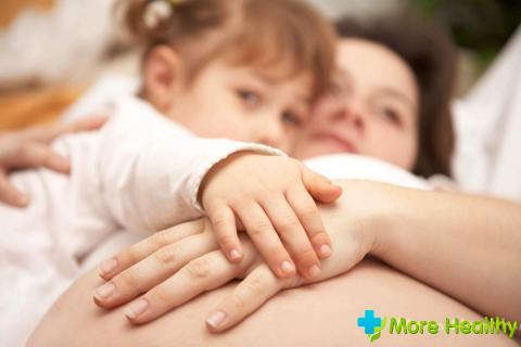 Осложнения от краснухи во время беременности
