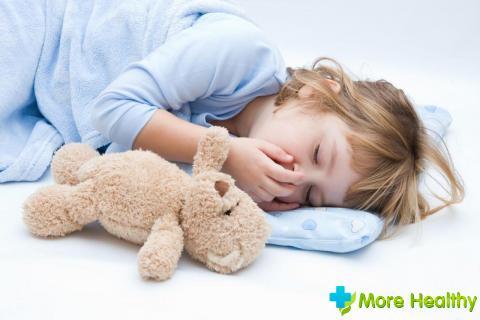 Заболевание в слизистой носа