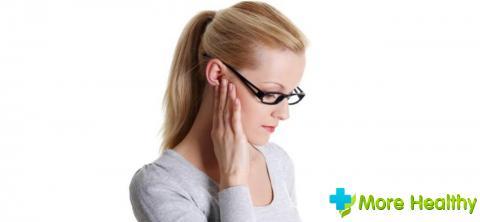 Как и чем можно вылечить шум в ухе