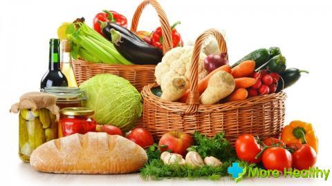 Овощи и белки