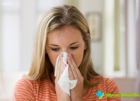 Боли в носу