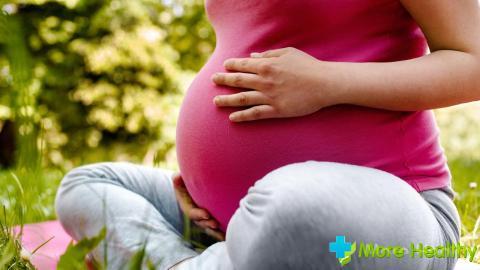 Гепатоз при беременности