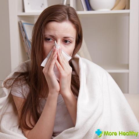 насморк чихание слёзы на 38 неделе беременности