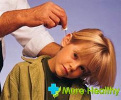 лечение отита уха