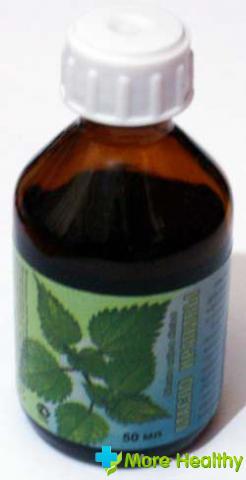 крапивное масло