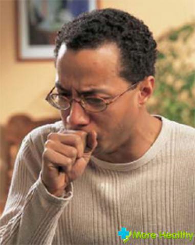 продолжительный кашель