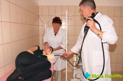 подготовка к фгс желудка