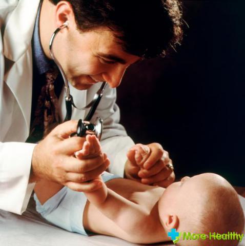 Как развивается тяжелая пневмония у детей?