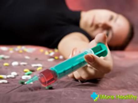 отравление наркотиками