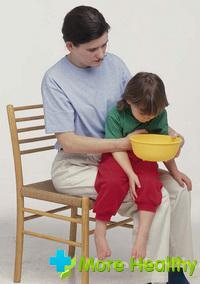 Что делать при рвоте у ребенка?