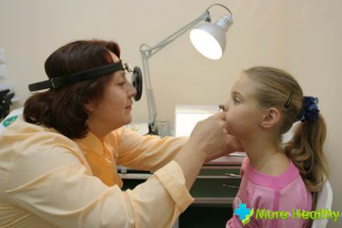 Cимптомы и лечение гайморита у детей
