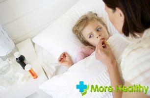 Детская корь: возможные осложнения
