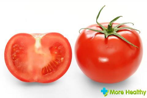 Сколько калорий в помидоре