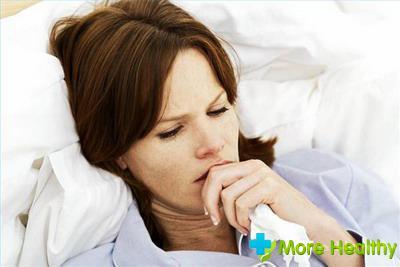 простуда легких