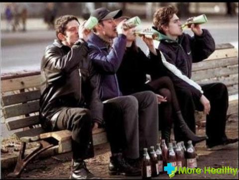 ранний алкоголизм