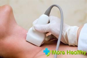 Щитовидная железа 1 степени