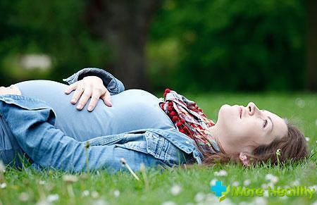 причины депрессии у беременных