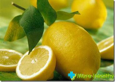 очищение лимоном