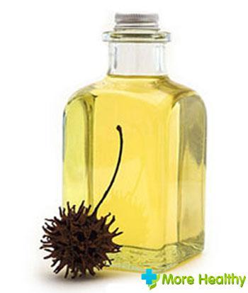 Способ применения касторового масла